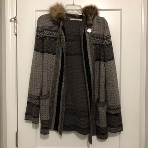 Twelfth Street by Cynthia Vincent Nordic Jacket SM